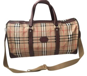 Burberry Prada Louis Vuitton Travel Boston Travel Bag