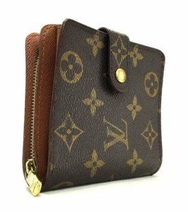 Louis Vuitton Compact Zippy Bifold Wallet