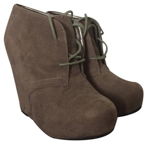 Bamboo taupe Boots