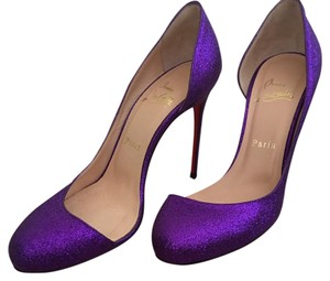 Christian Louboutin Purple Formal