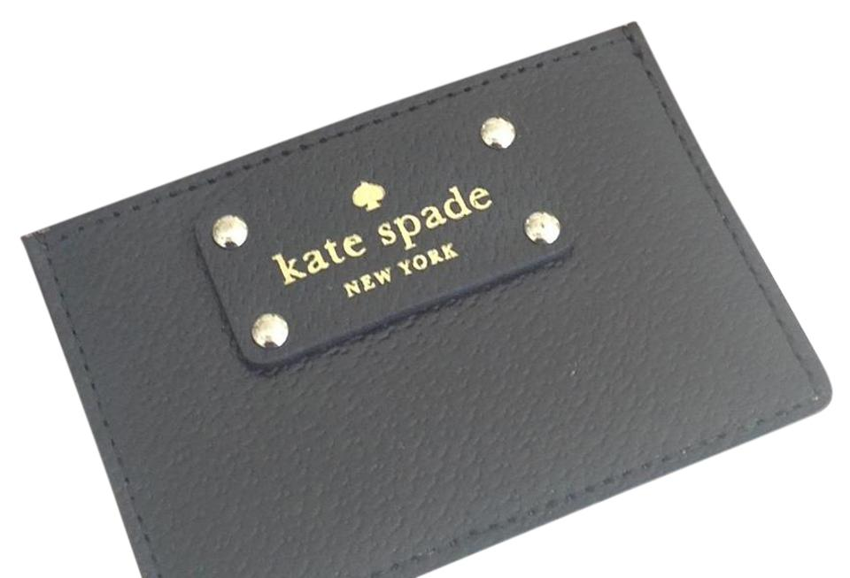 kate spade wellesley graham wallet business card holder - Kate Spade Business Card Holder