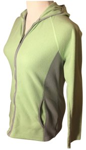 Eastern Mountain Sports Gray/Celery Green Jacket