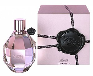VIKTOR & ROLF FLOWER BOMB by VIKTOR & ROLF Eau de PARFUM Spray ~ 3.4 oz / 100ml