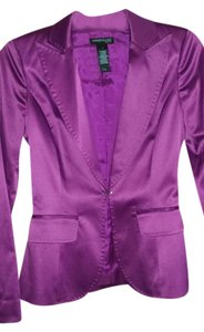 Kenneth Cole Purple Blazer
