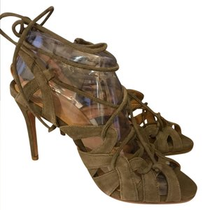 Banana Republic Olive Sandals