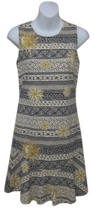 J.McLaughlin short dress Sun Medallion on Tradesy