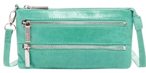 Hobo International Hobo Cristel Green Blue Cross Body Bag
