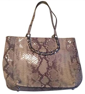 Michael Kors Tote in grey, taupe and brown