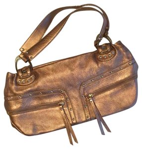 Kenneth Cole Satchel in Bronze