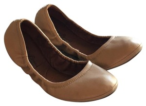 Lucky Brand Taupe with hints of shimmer - very fun to spruce up a simple outfit! Flats