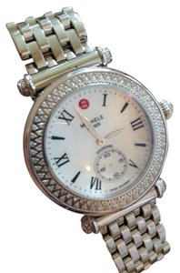 Michele Authentic Michele Caber Diamond watch