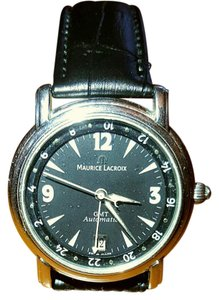 Maurice Lacroix Maurice Lacroix Swiss made GMT Automatic men's watch.