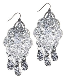 Lucky Brand Moroccan drop earrings