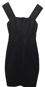 Chloé short dress Navy Blue on Tradesy