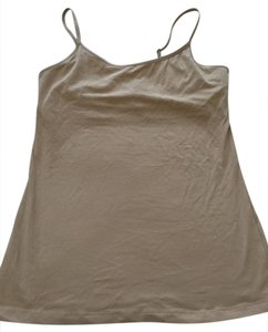 Nordstrom Shelf Bra Top Nude