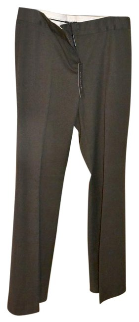 Preload https://img-static.tradesy.com/item/20745487/tahari-peat-deep-brown-new-elie-theora-wool-blend-front-zip-slacks-6-flared-pants-size-6-s-28-0-1-650-650.jpg