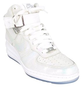 Nike Hidden Sneakers Leather Iridescent Wedges