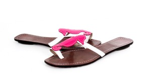 Kate Spade Merrie Starfish Size 6 Brown Sandals
