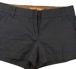 J.Crew Mini/Short Shorts cobalt blue