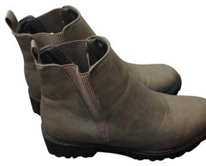 French Atmosphere brown Boots