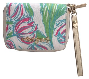 Lilly Pulitzer charlotte Wristlet 1 phone case