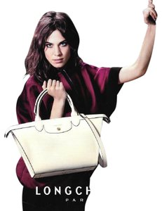 Longchamp Longchamp Paris Catalog Handbags Accessories Autumn 2014 Lookbook