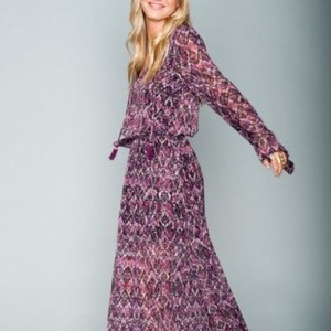 purple Maxi Dress by Show Me Your Mumu