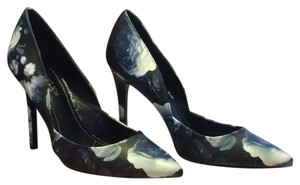 Charles by Charles David Black, navy blue, white Pumps