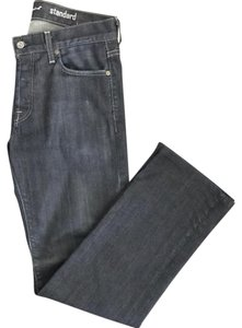 Seven7 Straight Leg Jeans-Medium Wash