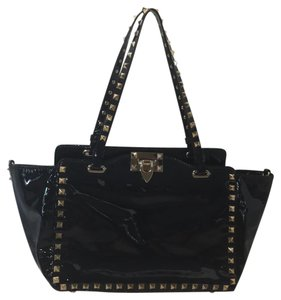 Valentino Rockstud Tote Iconic Shoulder Bag