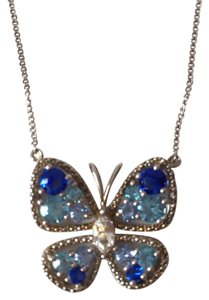Simply Vera Vera Wang Butterfly Necklace