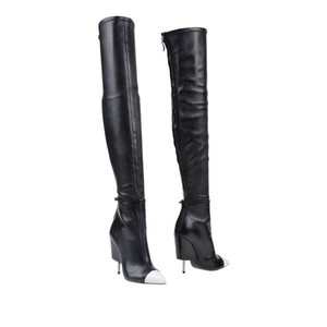Givenchy black white Boots