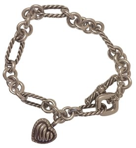 David Yurman David Yurman Cushion Chain Bracelet