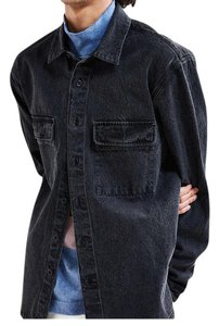 Urban Outfitters Carbon Womens Jean Jacket