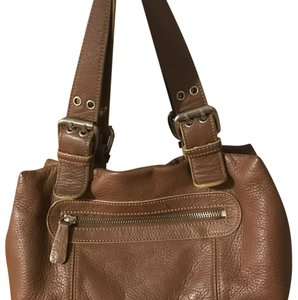 Abercrombie & Fitch Tote in brown