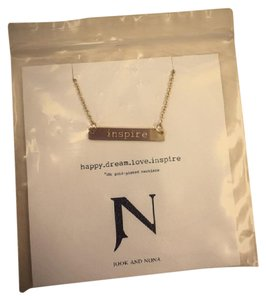 Jook & Nona Jook & Nona Tag Necklace