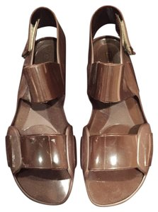 Marni Jelly Brown Sandals