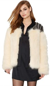 Nasty Gal Fur Coat