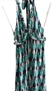 BCBGeneration short dress blue multi on Tradesy