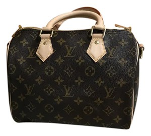 Louis Vuitton Speedy25bandouliere Cross Body Bag