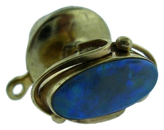 Preload https://item4.tradesy.com/images/14k-yellow-gold-opal-stone-tie-tack-2074748-0-0.jpg?width=440&height=440