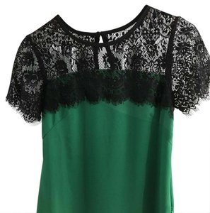 Other Top Black, green