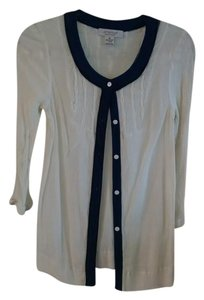 Emanuel Ungaro Silk Button Down Shirt White