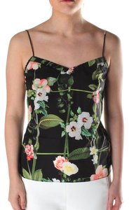 Ted Baker Flowers Top Black