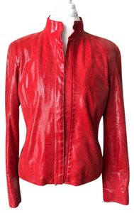 Juliana Collezione Leather Jacket
