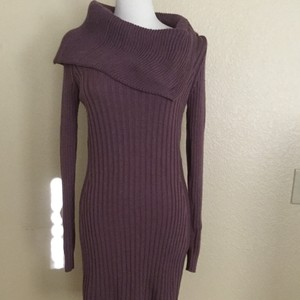 United Colors of Benetton short dress mauve on Tradesy