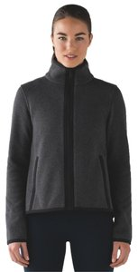 Lululemon NEW!!! IT'S FLEECING COLD ZIP UP