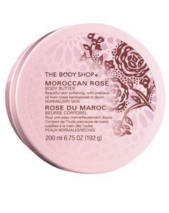 The Body Shop The Body Shop Moroccan Rose Body Butter ~NEW Sealed
