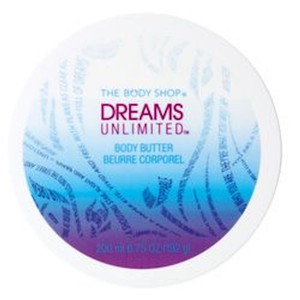 The Body Shop The Body Shop Dreams Unlimited Body Butter~NEW Sealed