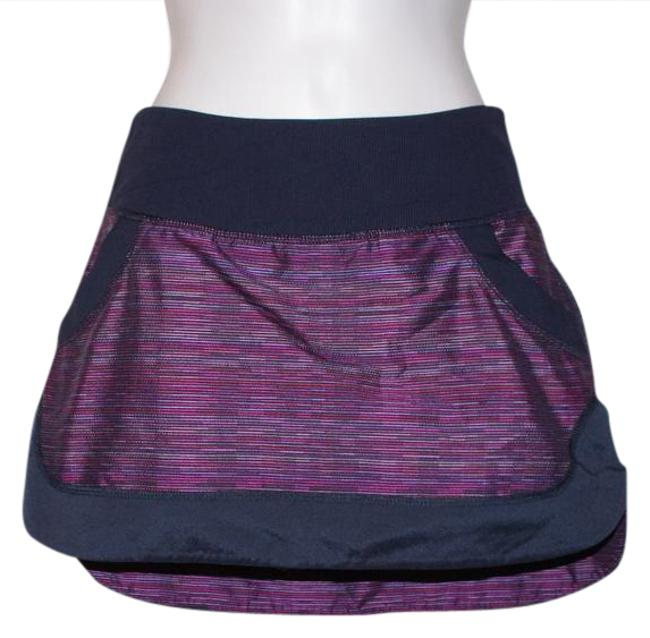Item - Multi Color Black Red Women /Skirt Activewear Bottoms Size 2 (XS, 26)
